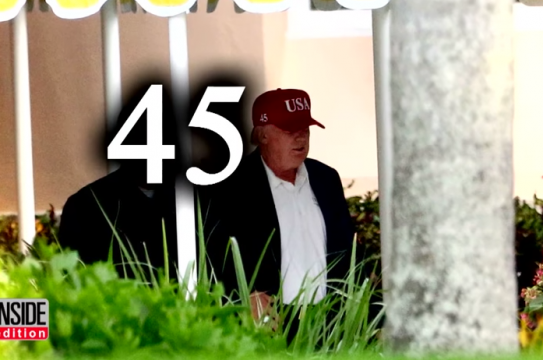 Trump Hat 45th President