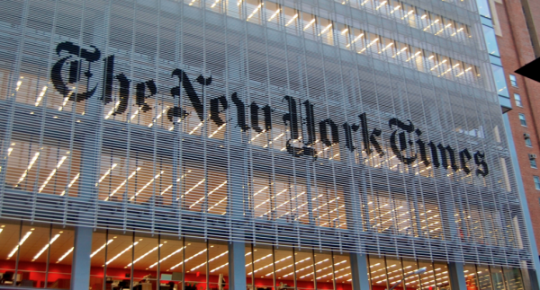 JOURNO-TERRORISM: New York Times now openly aiding and abetting Muslim Brotherhood terrorists